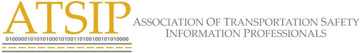 Logo for ATSIP - Association of Transportation Safety Information Professionals